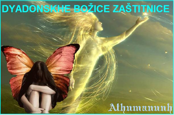 Dyadonskhe (amazonske) božice – Athumanunhovo poimanje