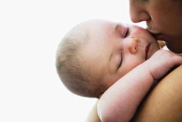 Jako dobar razlog da što češće mazite bebe