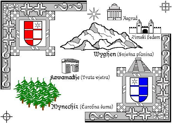 Tyx – zlo carstvo Tykanderoghe
