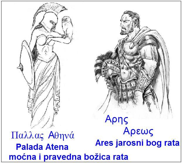 Zeus i njegove ljubavnice (smrtne žene)