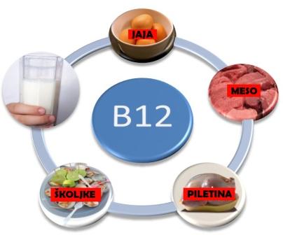 Gimnastika vitamina B12