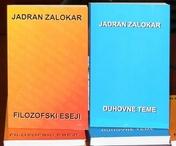 Potvrda o publikovanju - Nove knjige Jadrana Zalokara