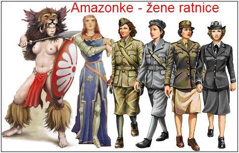 Zagonetni narod žena ratnica