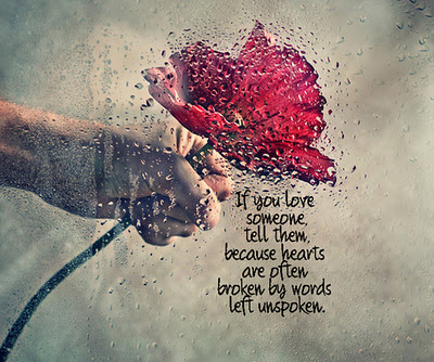 ...ja ne znam sakriti ...ljubav...