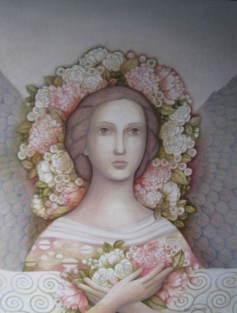 Poziv na otvaranje izložbe akademske slikarice Edit Glavurtić