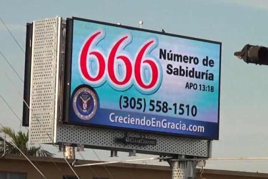'Kraj svijeta bit će 30. lipnja, a vlast tada preuzima vlada 666'