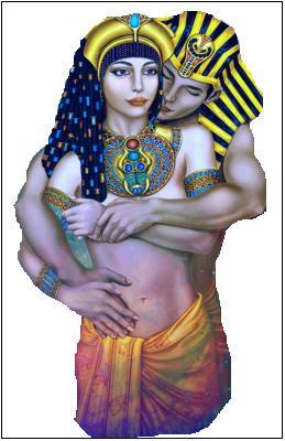 Sekhemtaui – snaga dviju zemalja (ljubav Izide i Ozirisa)