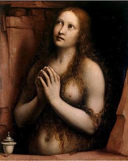 Isus i Marija Magdalena