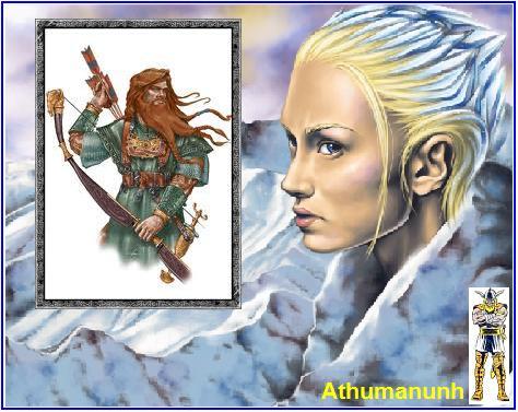 Zimska božanstva – Ul i Skadi (Zimsko Sunce i Zima)