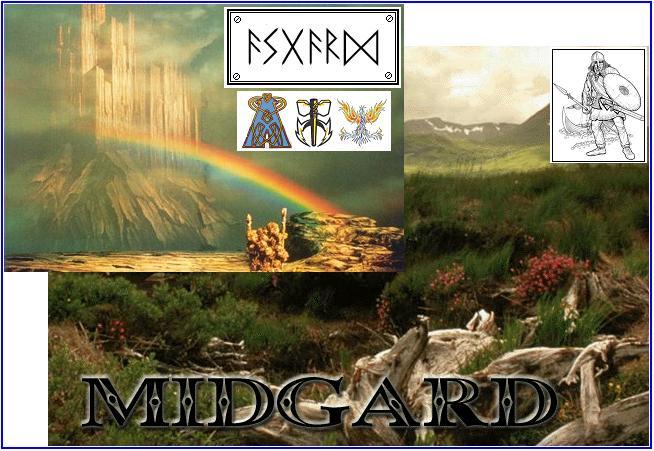 Midgard – zemlja ljudi