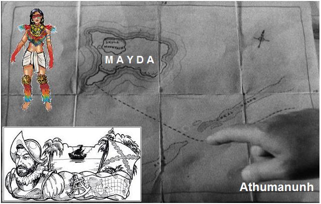 Mayda – otok kojeg nema