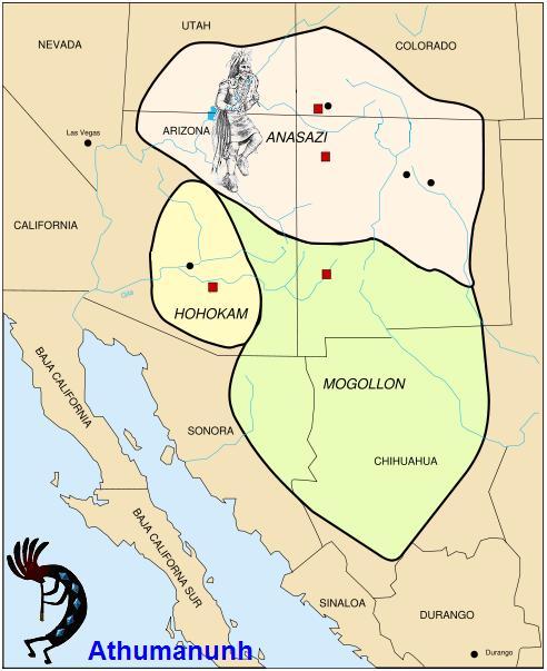 Pueblo Bonito – zagonetka Chaco kanjona