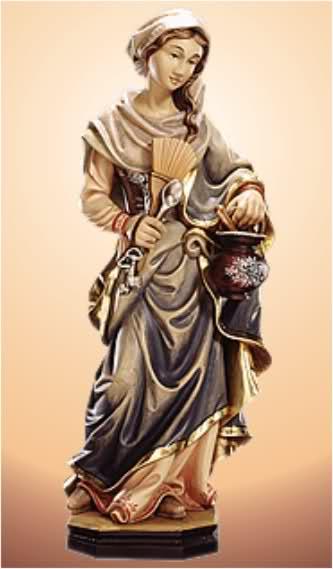 Sv. Marta starija je sestra Marije i Lazara iz Betanije, koji su bili Isusovi prijatelji i poštovatelji
