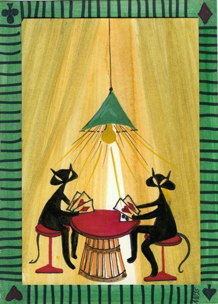 ŠKAKLJIVA TEMA UZ KAVU(mačje meditacije No 3)