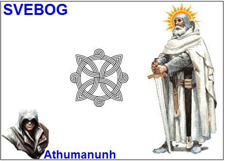 Svebog (Jakša) – otac bogova
