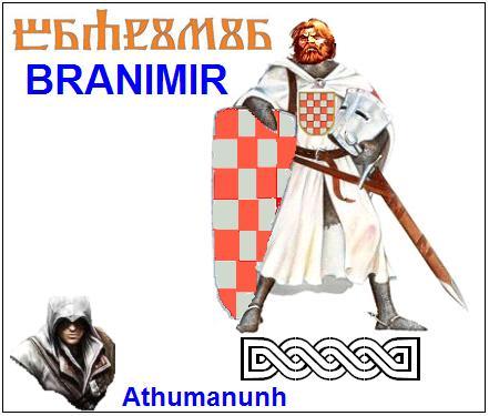Branimir (Porin) – nebeski knez