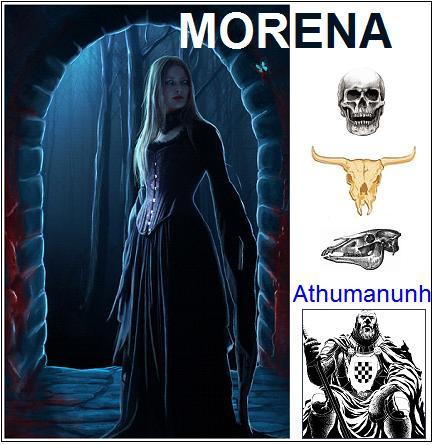 Morena - božica smrti i straha