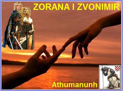 Hrvatsko bajoslovlje – Athumanunhova priča o praskozorju