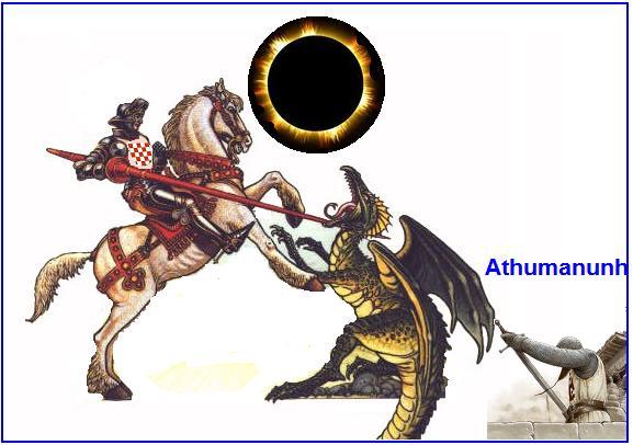 Hrvatsko bajoslovlje – Athumanunhova priča o pomrčini Sunca