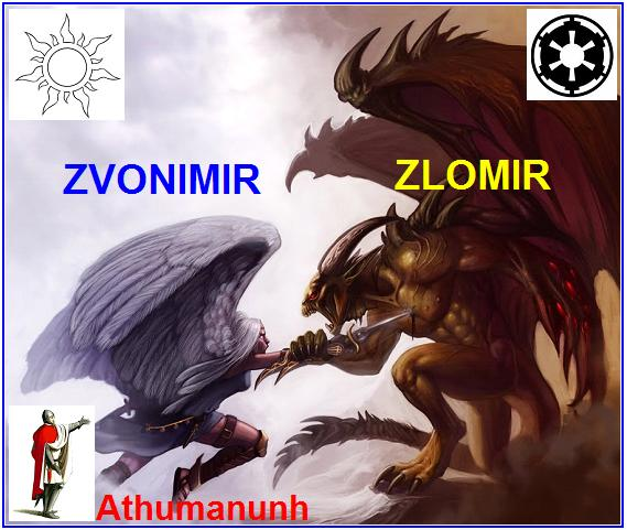 Hrvatsko bajoslovlje – Athumanunhova priča o ljubavi