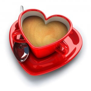 Kava za predah s prijateljima