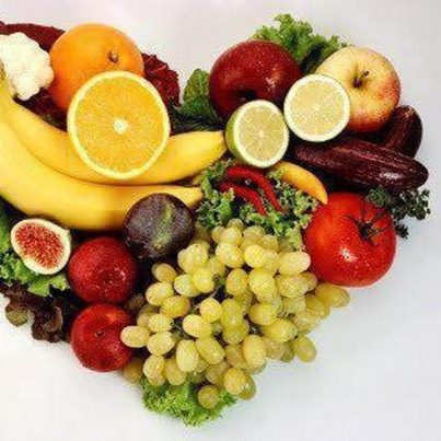 raznolikost i ljepota prirodne hrane