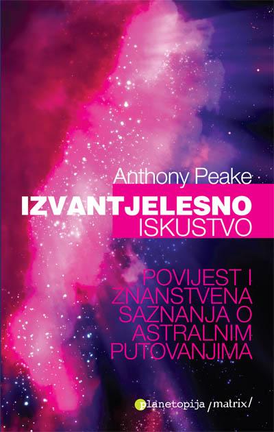 ANTHONY PEAKE U ZAGREBU - Poziv na gostovanje autora knjiga ''Izvantjelesno iskustvo'' i ''Ima li života poslije smrti?''