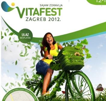 Vitafest 12.-14.10.2012 - predavanja udruge Prirodna medicina - 2. kongres prirodne mediicine