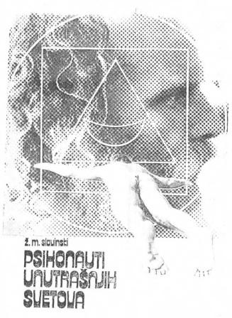 Psihonauti unutrasnjih svetova - Z. M. Slavinski