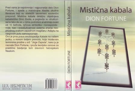 Dion Fortune - Mistična Kabala