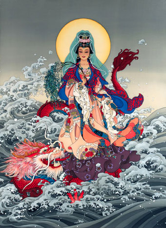 Tisuću ruku Kuan Yin