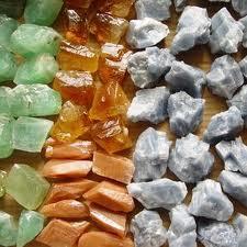Kristali - vrste i djelovanje