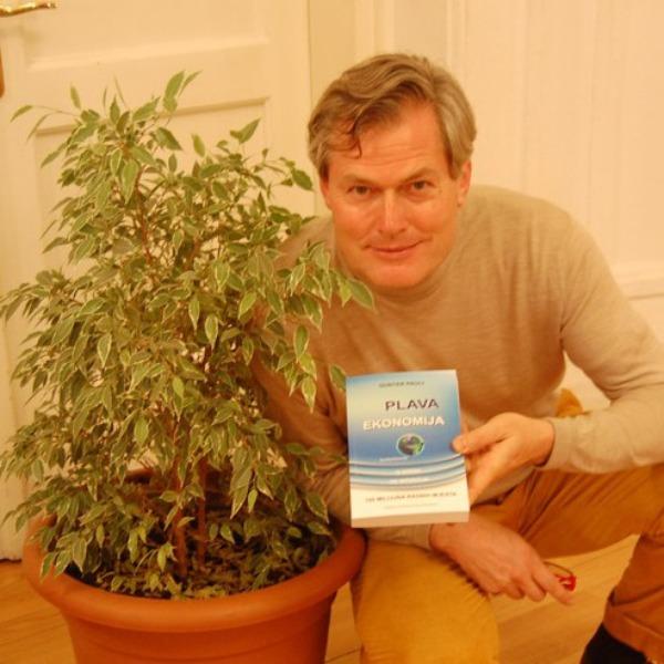 Gunter Pauli - knjiga Plava ekonomija