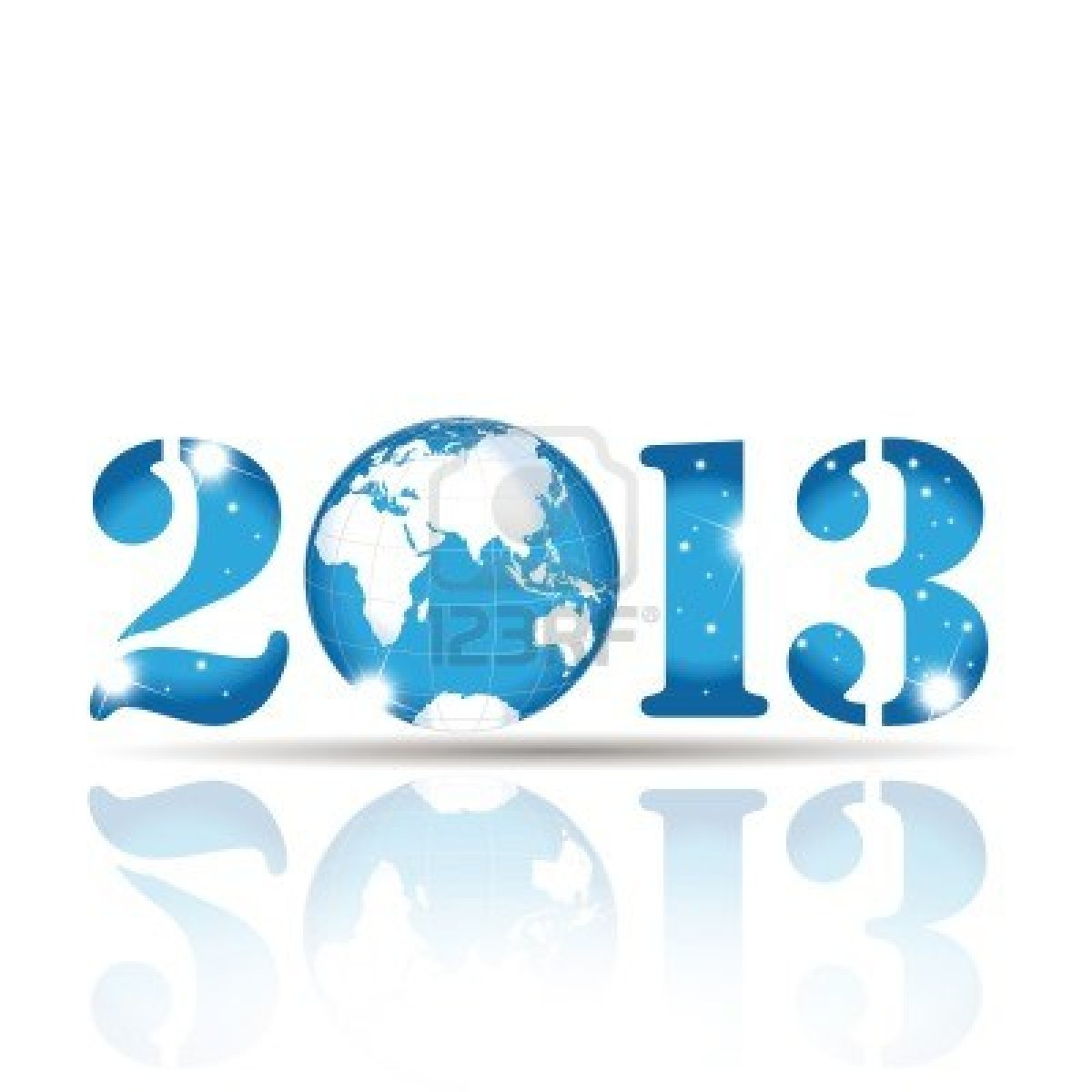 Sretno vam bilo 2013!