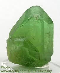 Kristali - vrste i djelovanje 45 - PERIDOT