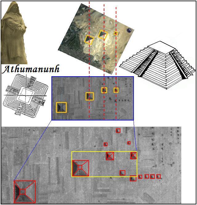 Xian (kineske) piramide