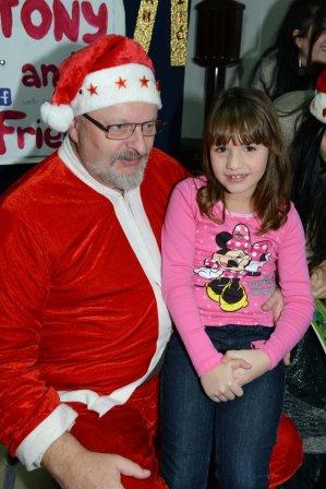 Božićni show za najmlađe