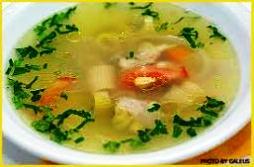 Bistra riblja juha na mornarski (7)