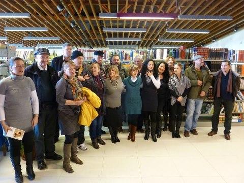 Veselo druženje pjesnika u Istri