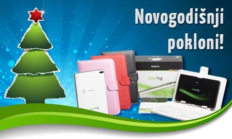 Lijepsi poklon: GreenFOG G700s i Djed Mraz!