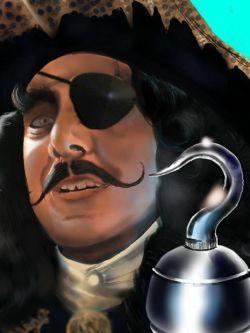 Kako je kapetan Cook izgubio oko....