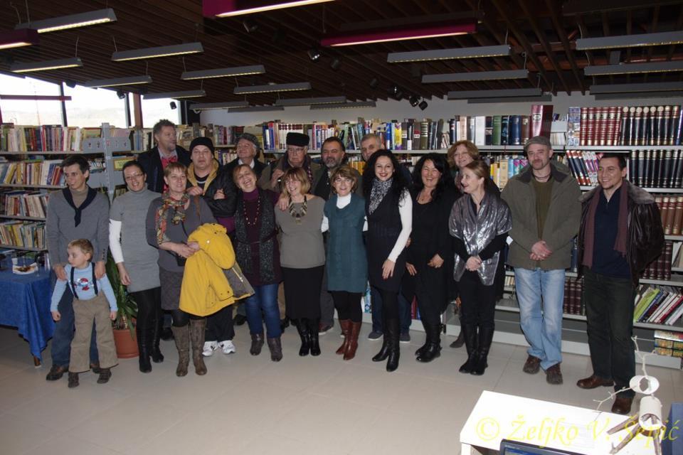 Veselo druženje pjesnika u Istri 2 dio