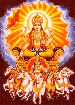 Surya - vladar Sunca