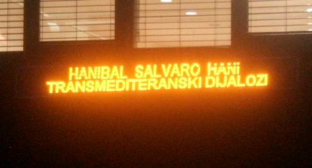 Finisage izložbe Hanibala Salvara