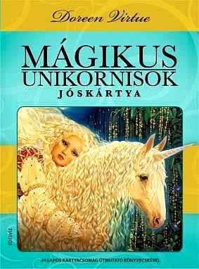 MAGIKUS UNIKORNISOK - Čarobni jednorozi; Doreen Virtue