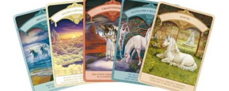 Magical Unicorns Oracle Cards - review by NewAgeCave.com