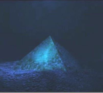 Piramida koja potapa brodove!