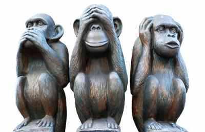 Priča o tri majmuna
