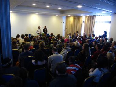 Svijet ezoterije u Opatiji 29-30.11.2014 - Predavanja