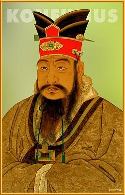 Konfucije i šest klasičnih djela